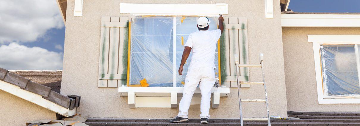 Hausfassade professionell renovieren von MalTec Malerbetrieb