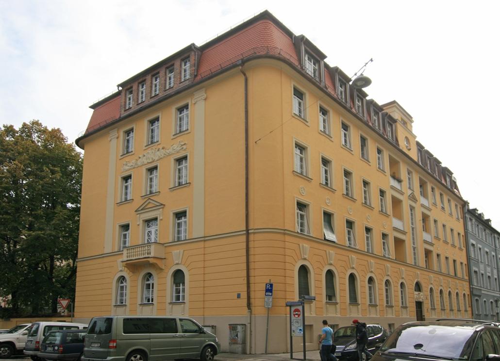 Denkmalschutz Fassade Renovieren Vom Profi Maltec Malerbetrieb